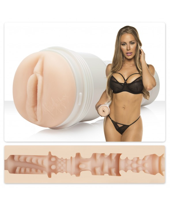 FLESHLIGHT SIGNATURE Мастурбатор Nicole Aniston Fit, вагина